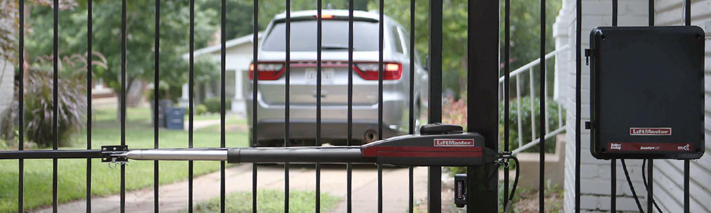Motorisation de clôture