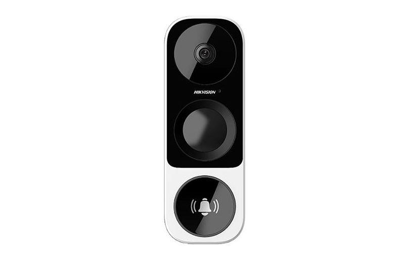 Wi-Fi Smart Doorbell Camera _ Hikvision Canada